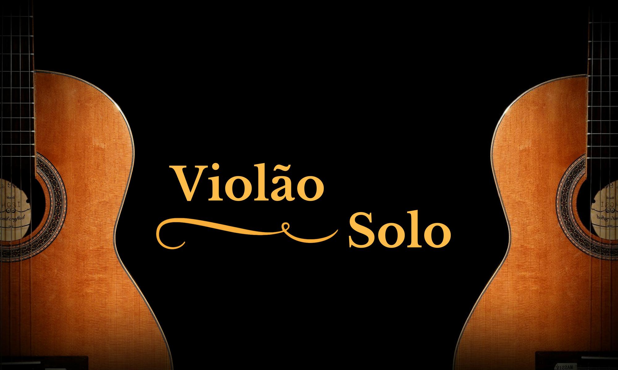 Violão Solo